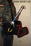 Удобный универсальный поясной держатель удилища Stakan 3.1 + многофункциональная сумка рыбака, фото 6