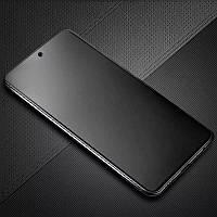 Glass Matte Full Glue for Samsung Galaxy A32 4G color Black, фото 1
