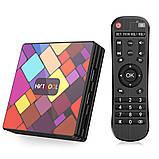 Медіаплеєр приставка Android TV Box HK1 COOL COLOR 4GB/32GB (13951)  ск4, фото 2