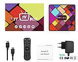 Медіаплеєр приставка Android TV Box HK1 COOL COLOR 4GB/32GB (13951)  ск4, фото 4