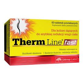 Жиросжигатель Olimp Therm Line Fast, 60 таблеток