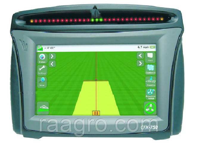 CFX-750 Trimble GPS навігатор