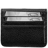 Кошелек или Портмоне Desisan Мужское кожаное портмоне с кредитницей DESISAN SHI902-01, фото 4