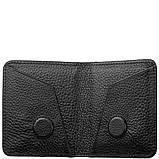 Кошелек или Портмоне Desisan Мужское кожаное портмоне с кредитницей DESISAN SHI902-01, фото 5