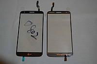 Оригинальный тачскрин / сенсор (сенсорное стекло) для LG G2 D802   D805 (черный цвет) + СКОТЧ В ПОДАРОК