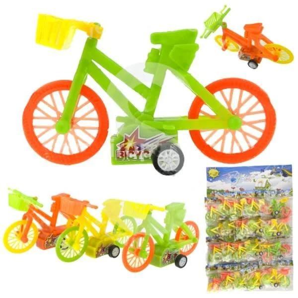 Игрушка для детей Велосипед с корзинкой набор 20 шт