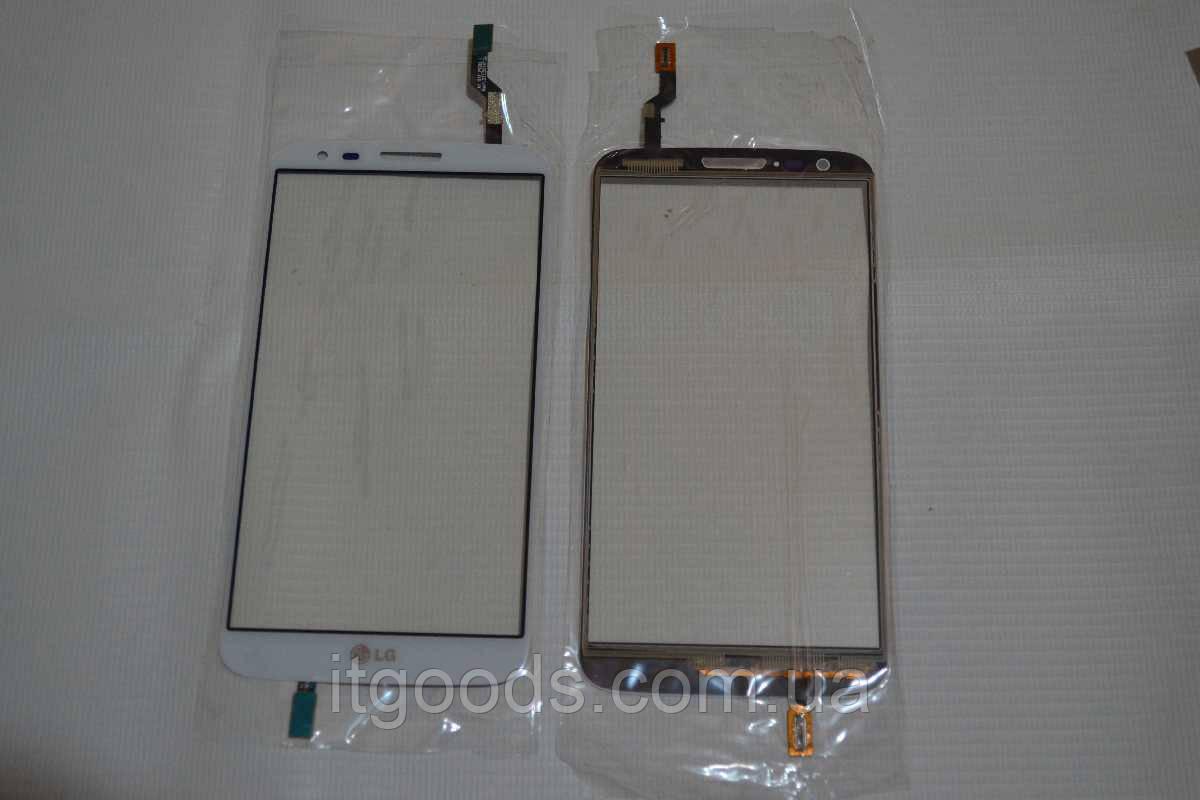 Оригинальный тачскрин / сенсор (сенсорное стекло) для LG G2 D802 | D80