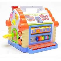 """Музыкальная развивающая игрушка """"Теремок"""" Joy Toy 9196, фото 2"""