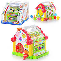 """Музыкальная развивающая игрушка """"Теремок"""" Joy Toy 9196"""