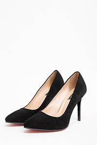 Туфли женские 148R004 цвет Черный