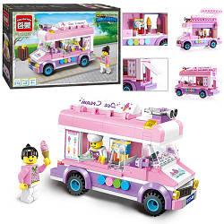 Конструктор Brick 1112 Кафе мороженое на колесах