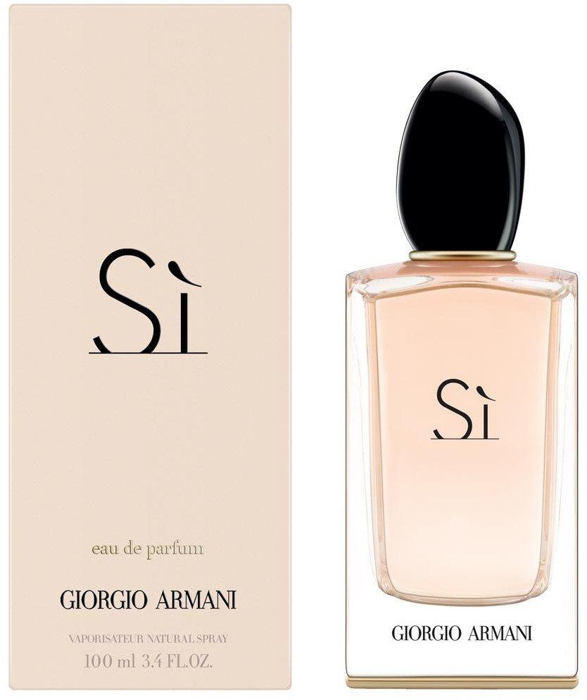 Жіноча парфумована вода Giorgio Armani Si 100 мл (Euro A-Plus)