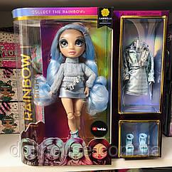 Лялька Мосту Хай серія 3 Крижинка Габріелла Айсли Rainbow High S3 Gabriella Icely 575771