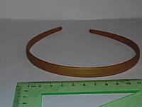 """Обруч """"каучуковый"""" коричневых тонов тонкий 0,8 см, фото 1"""