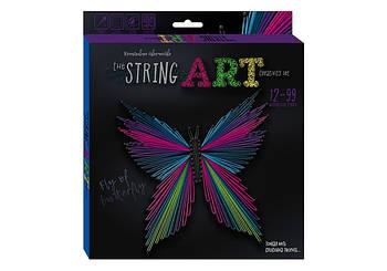 Наборы для плетения нитками STRING ART