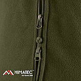 Кофта флисовая Camo-Tec Heron Jacket, Olive/Black, фото 7