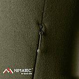Кофта флисовая Camo-Tec Heron Jacket, Olive/Black, фото 5