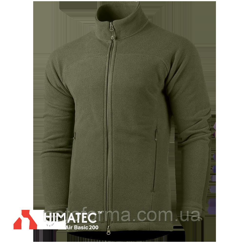 Кофта флисовая Camo-Tec Heron Jacket, Olive/Black