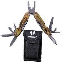 Нож многофункциональный Traveler MТ-830