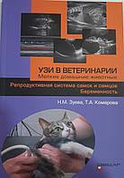 УЗИ в ветеринарии. Мелкие домашние животные. Репродуктивная система самок и самцов. Беременность.   Зуева Н.М.