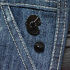 """Значок, брошь-значок, пин из металла на одежду, металлический значок """"Палитра"""", фото 2"""