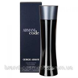 Мужская туалетная вода Giorgio Armani Code 100 мл (Euro A-Plus)