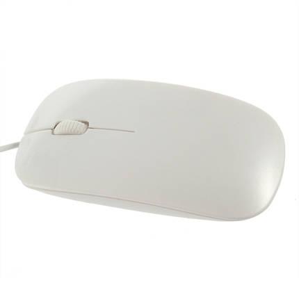 Мышка проводная Apple (белая)  *1062, фото 2