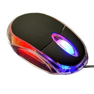 Проводная оптическая мышь USB 3D optical mouse