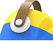 Проектор портативный детский Minion с WiFI подключением к iOS и Android  желто-синий, фото 8