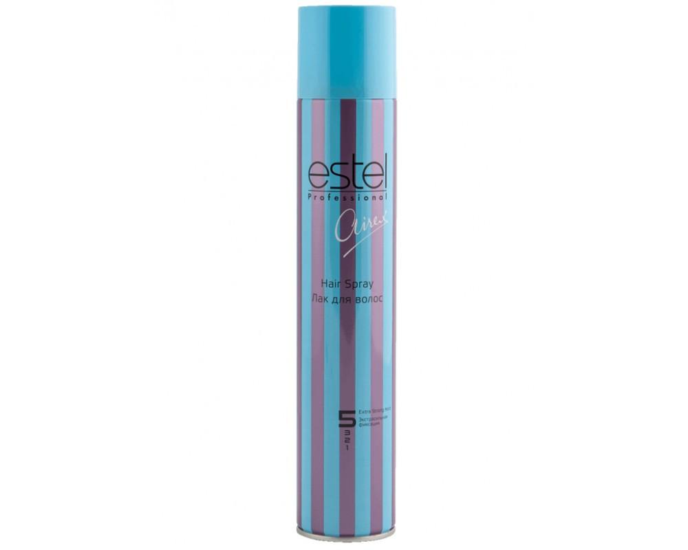 Эстель Лак для волос экстрасильная фиксация Estel Airex