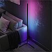 Угловой LED торшер Ledox Design с пультом, регулируемой яркостью 20 Вт Черный, фото 5