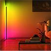 Угловой LED торшер Ledox Design с пультом, регулируемой яркостью 20 Вт Черный, фото 7