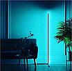 Угловой LED торшер Ledox Design с пультом, регулируемой яркостью 20 Вт Черный, фото 8