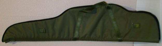 Чехол ружейный зеленый под оптику 1,2м