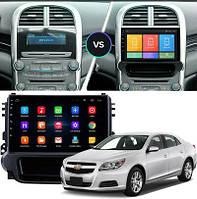 Штатная Android Магнитола на Chevrolet Malibu 2013-2015 Model P6/P8-solution (М-ШМл-9-Р8), фото 1