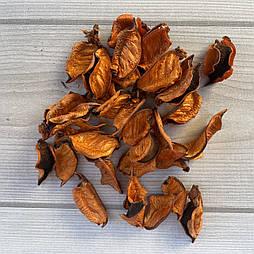 Лепестки оранжевые с хлопка  ароматизированные саше(100 грамм)