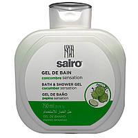 SAIRO Гель для душа и ванны Огурец 750 мл, арт. 705817