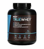 Сывороточный протеин RSP Nutrition Whey Protein Powder, Chocolate, 4.6 lbs (2.09 kg)