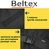 Чехол для запасного колеса Beltex M (R14-R15), чехол на запаску, чехол для докатки Белтекс, чехол на колесо, фото 3