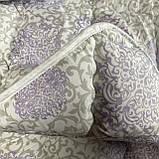 Одеяло на холлофайбере ОДА двуспального размера 175х210 Стеганное зимнее одеяло высокого качества, фото 2