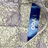 Одеяло на холлофайбере ОДА двуспального размера 175х210 Стеганное зимнее одеяло высокого качества, фото 9