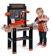 Оригинал. Мастерская инструментов игрушечная Black & Decker Smoby 360702