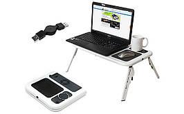 Прикроватный столик для ноутбука E-Table