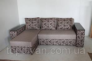 """Кутовий диван """"Опера Універсал"""" (Поло+Еліта) Габарити: 2,53 х 1,63 Спальне місце: 2,00 х 1,60"""
