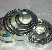 Кольцо для салата набор 5 шт.