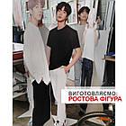 Ростова фігура Сюга (Мин Юнги) група BTS Bangtan Boys. Ростова фігура з будь-яким зображенням під замовлення, фото 5
