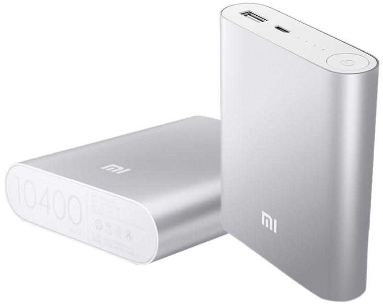 Power Bank MI 10400mAh портативное зарядное устройство