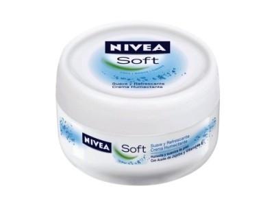 Интенсивный увлажняющий крем Nivea Soft 100 ML.