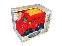 Детская игрушка автобус