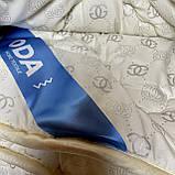 Ковдра на холлофайбері ОДА півторашнього розміру 155х210 Стьобана зимова ковдра високої якості, фото 2